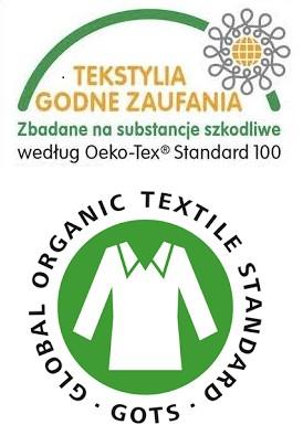 Bezpieczne ubranka dla dzieci